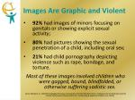 images are graphic and violent