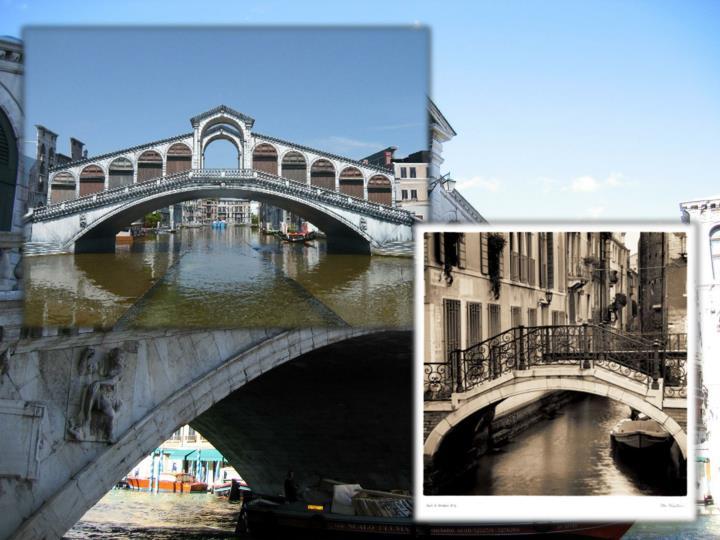 I ponti di Venezia!
