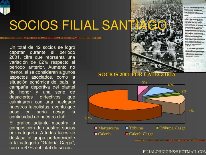 SOCIOS FILIAL SANTIAGO