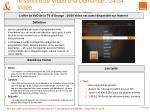 le service de video la demande 24 24 vid o disponible depuis fin d cembre 2008