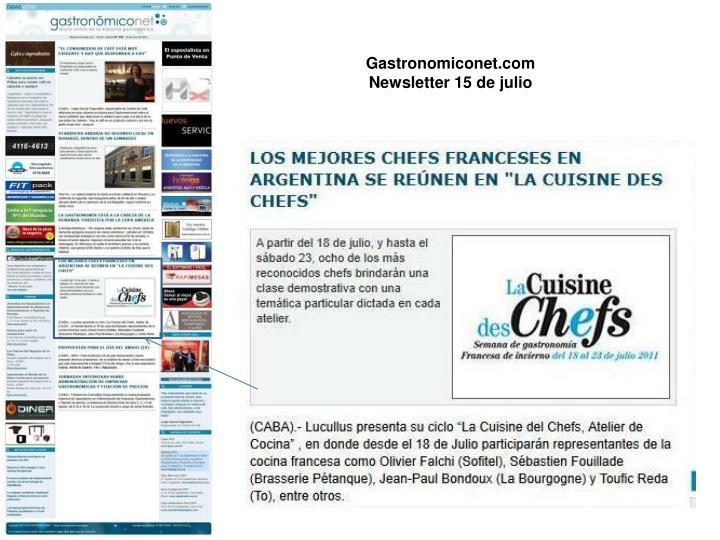 Gastronomiconet.com