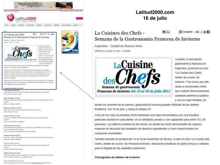 Latitud2000.com