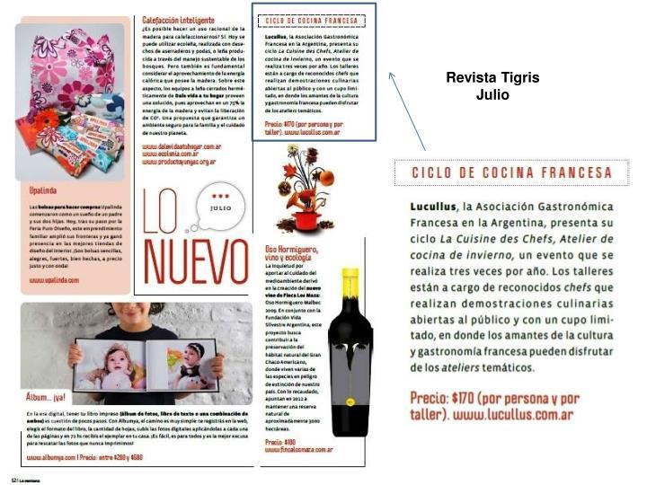 Revista Tigris