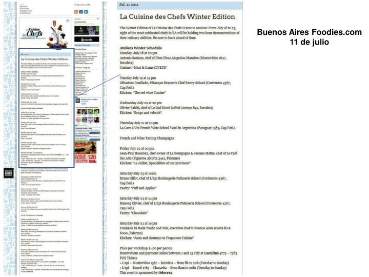 Buenos Aires Foodies.com