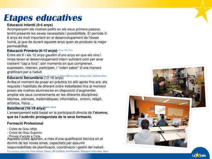 Educació