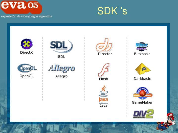 SDK 's