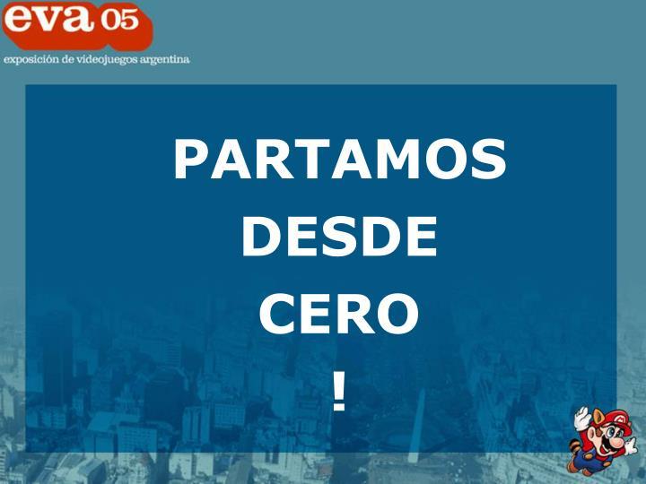 PARTAMOS