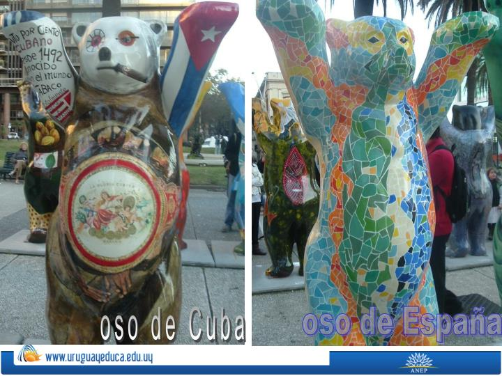 oso de Cuba