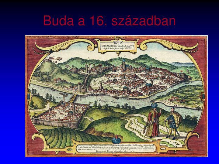 Buda a 16. században