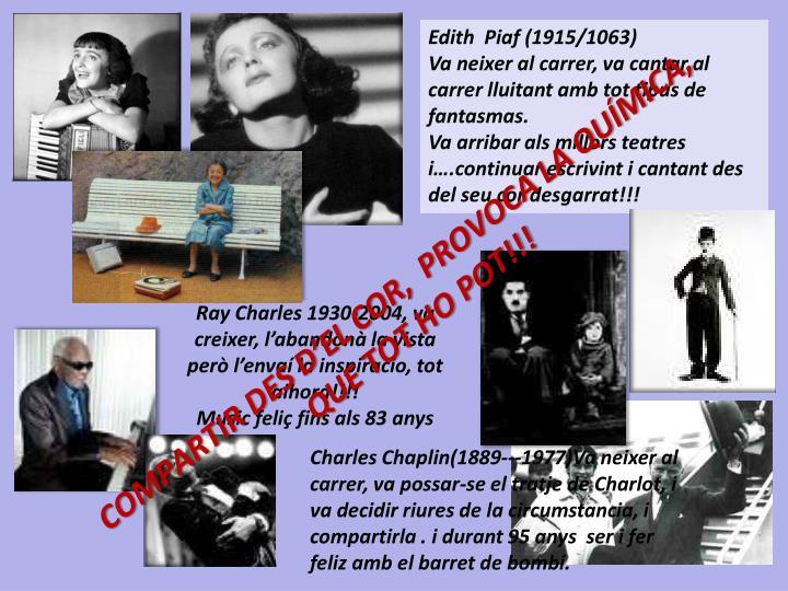 Edith  Piaf (1915/1063)