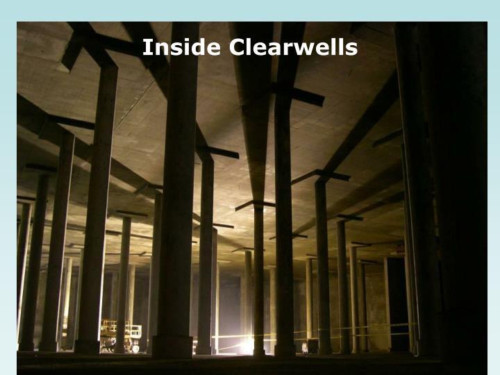 Inside Clearwells