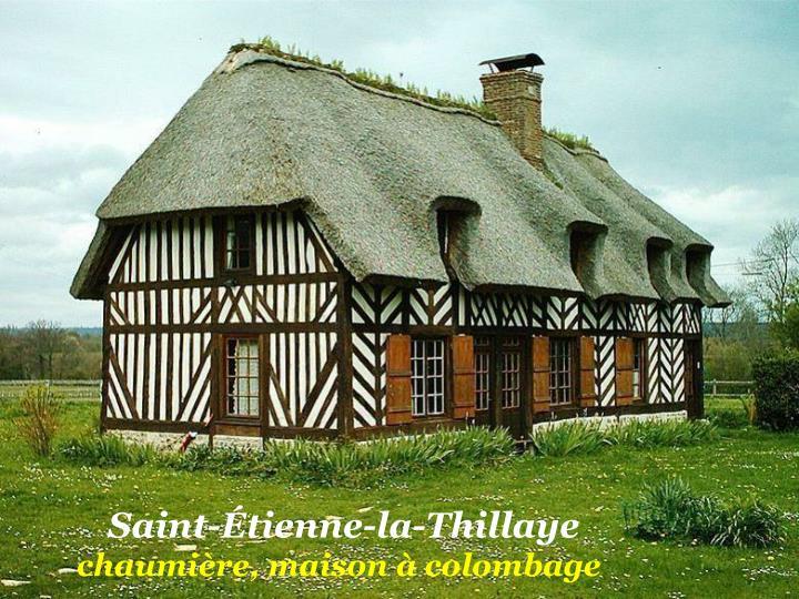 Saint-Étienne-la-Thillaye