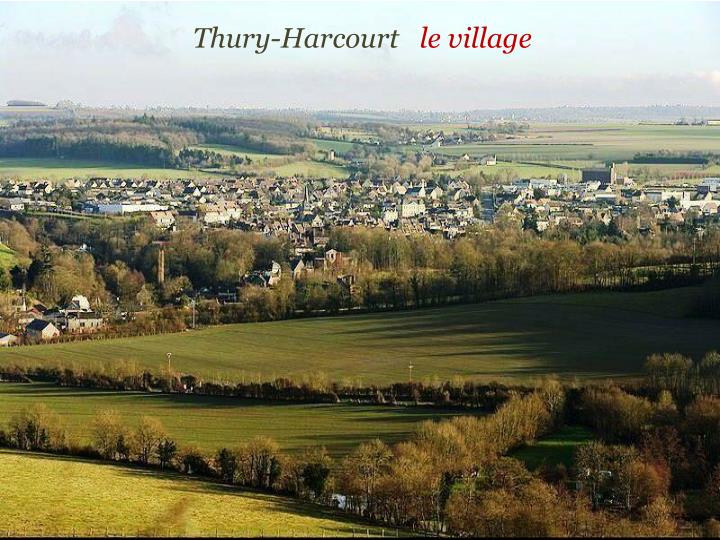 Thury-Harcourt