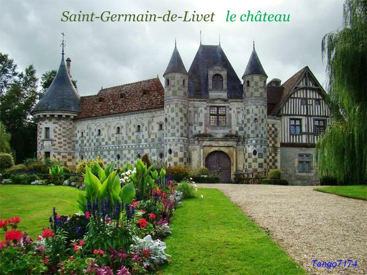 Saint-Germain-de-Livet
