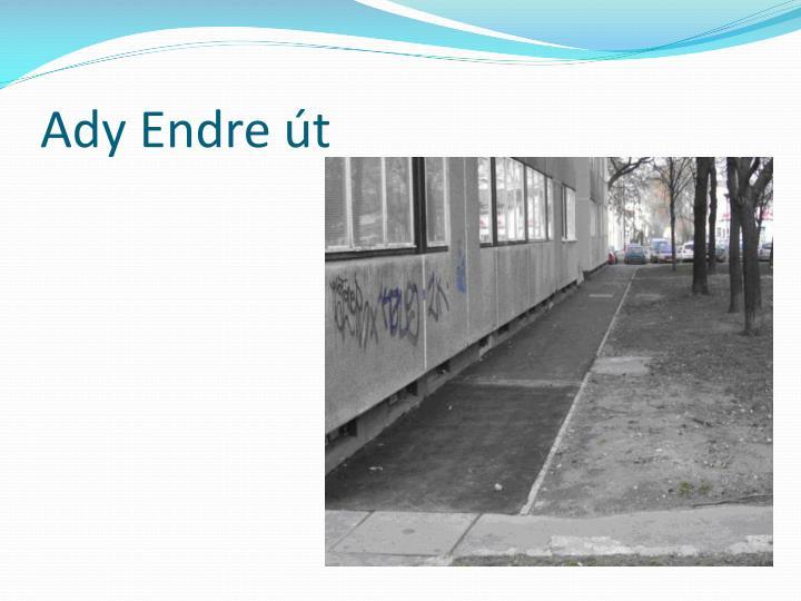Ady Endre út