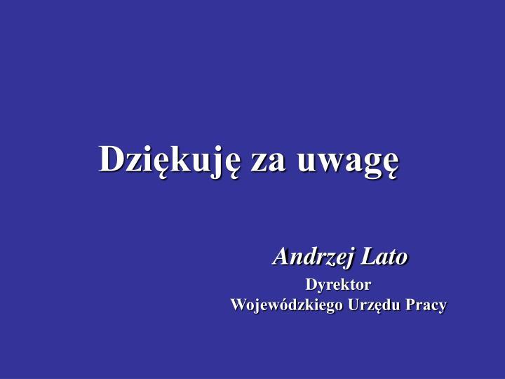 Andrzej Lato