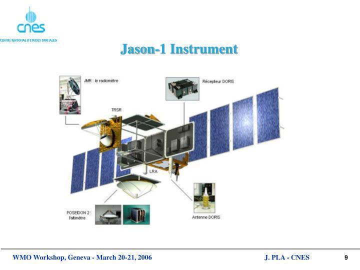 Jason-1 Instrument