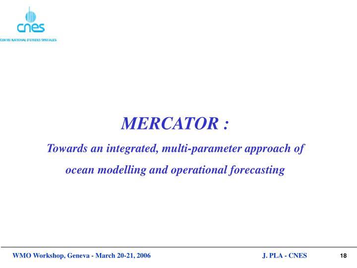 MERCATOR :