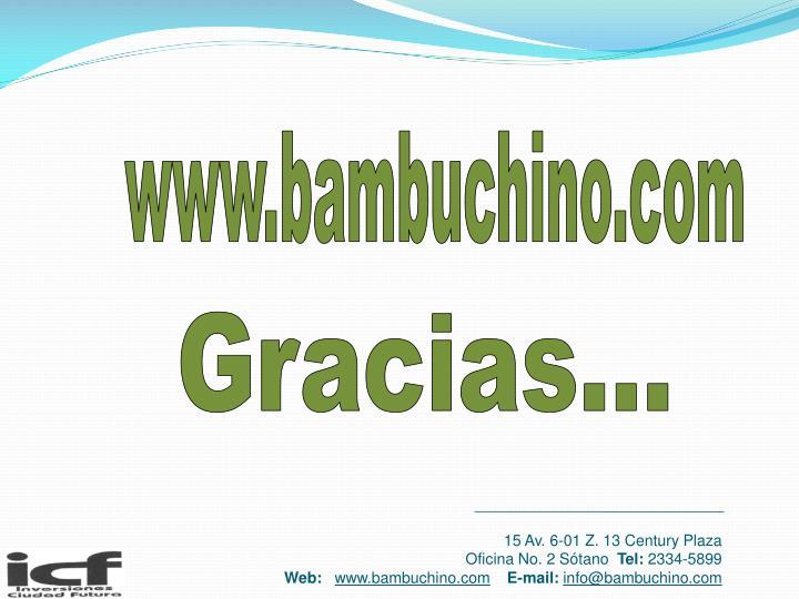 www.bambuchino.com