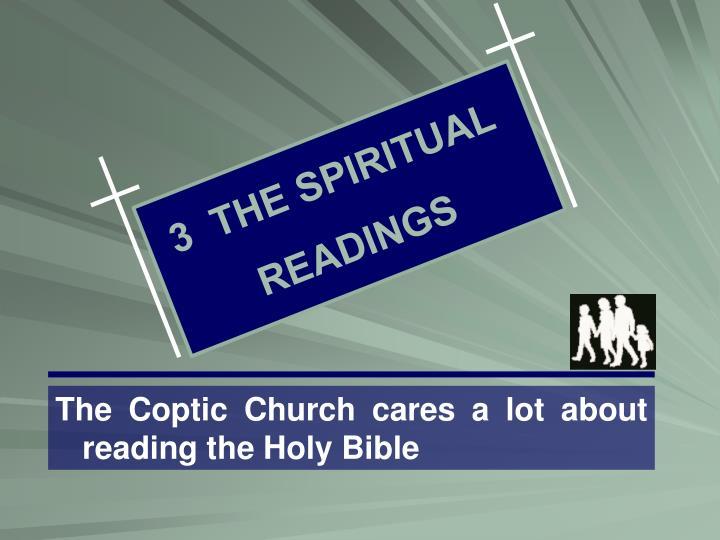 3  THE SPIRITUAL