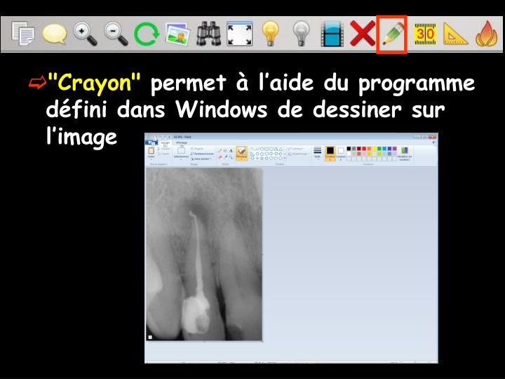 """""""Crayon"""""""