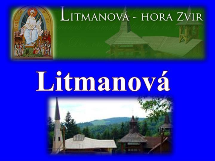 Litmanová
