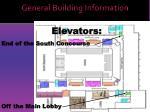 general building information5