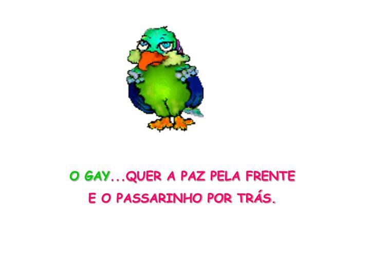 O GAY