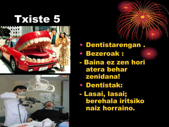 Txiste 5