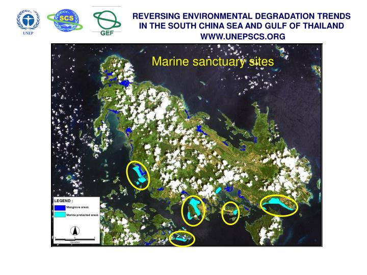 REVERSING ENVIRONMENTAL DEGRADATION TRENDS IN THE SOUTH CHINA SEA AND GULF OF THAILAND