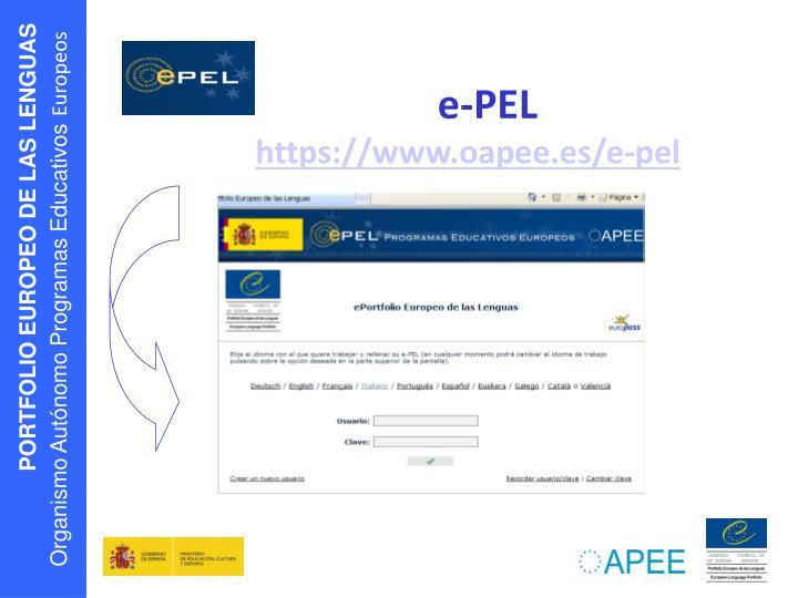 e-PEL