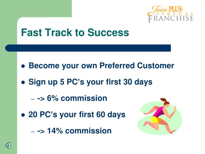 Become your own Preferred Customer