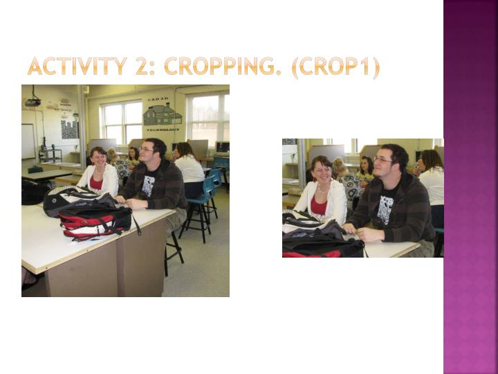 Activity 2 cropping crop1