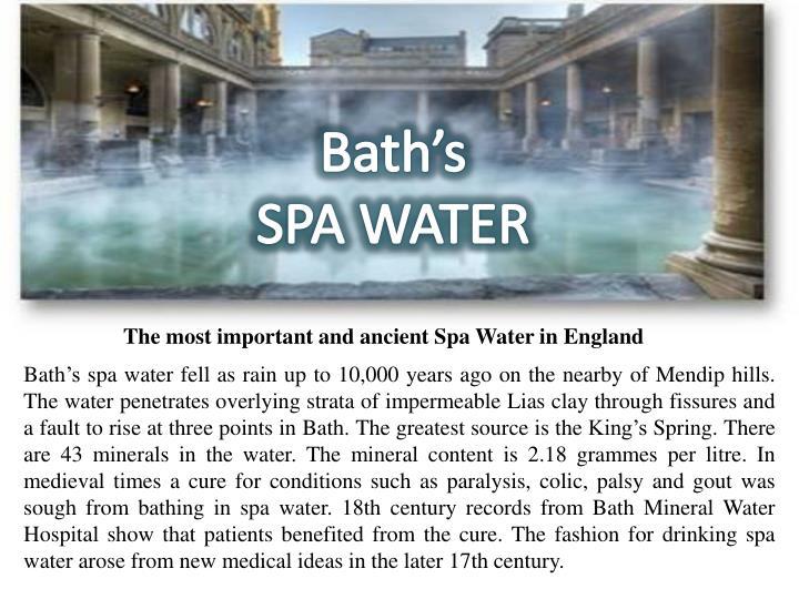 Bath's
