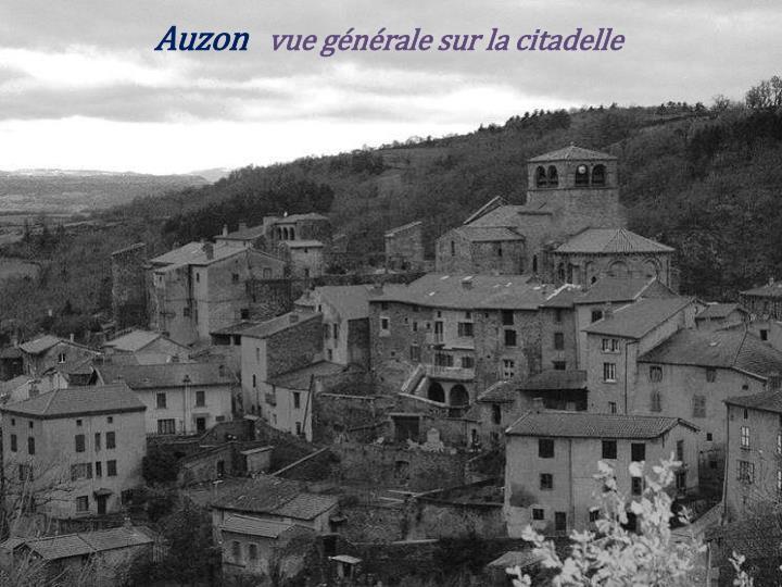 Auzon