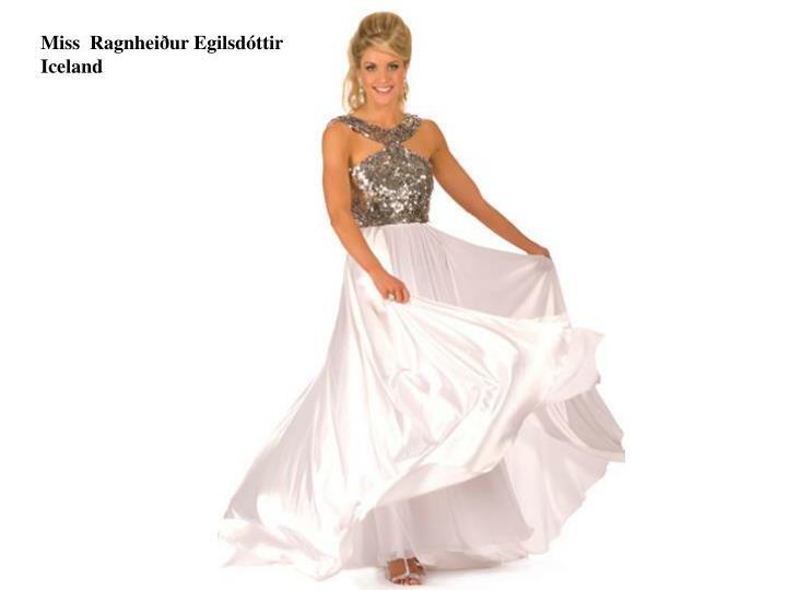 Miss  Ragnheiður Egilsdóttir