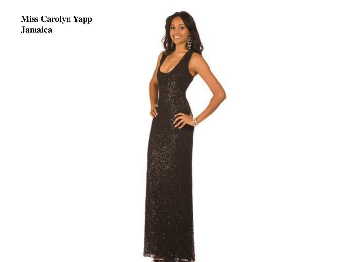 Miss Carolyn Yapp