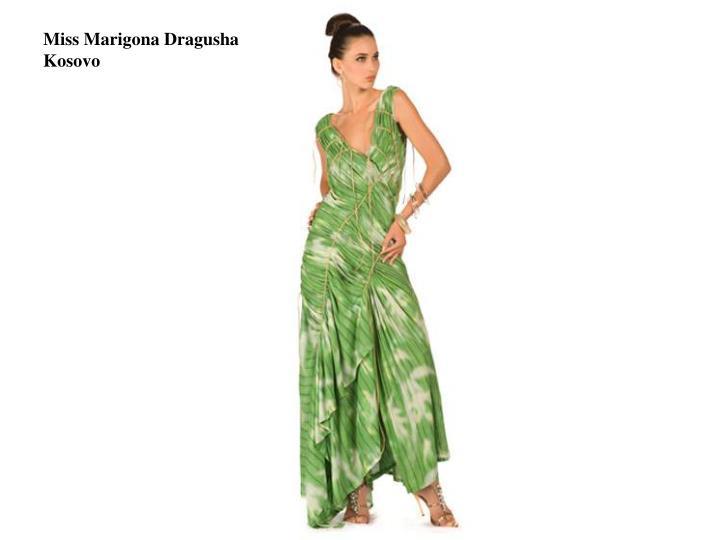 Miss Marigona Dragusha