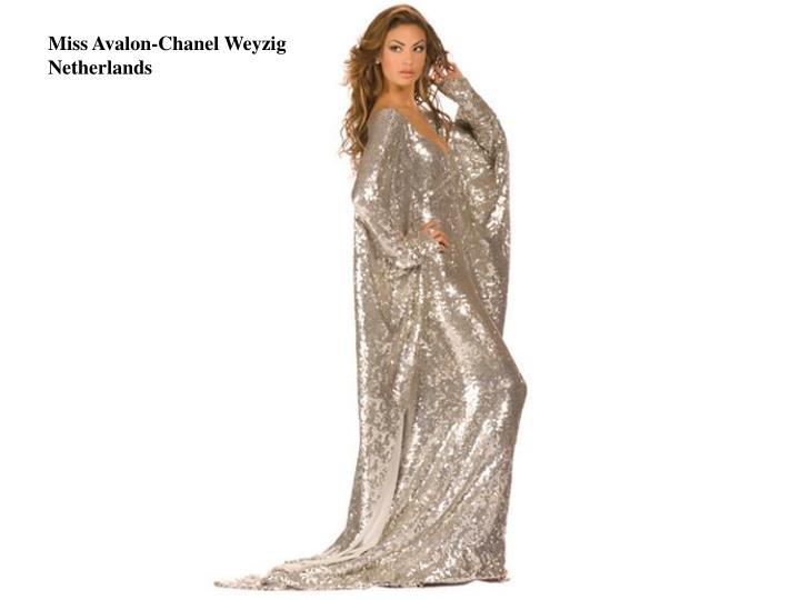 Miss Avalon-Chanel Weyzig