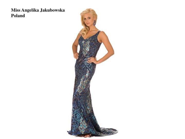 Miss Angelika Jakubowska