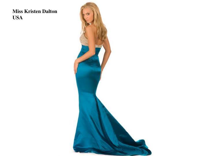 Miss Kristen Dalton