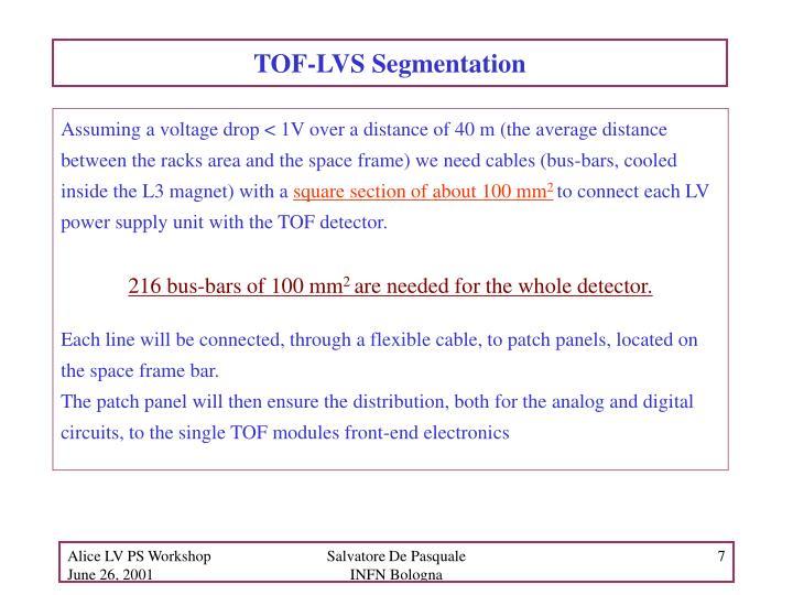 TOF-LVS Segmentation