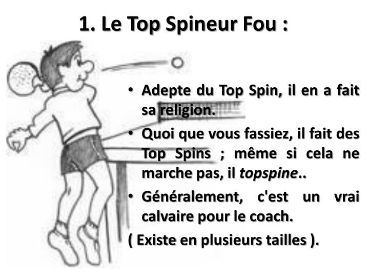 1. Le Top