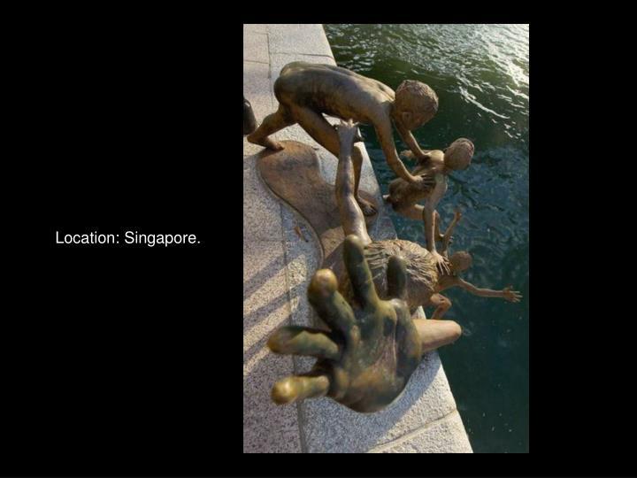 Location: Singapore.