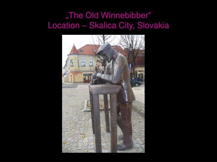 """""""The Old Winnebibber"""""""