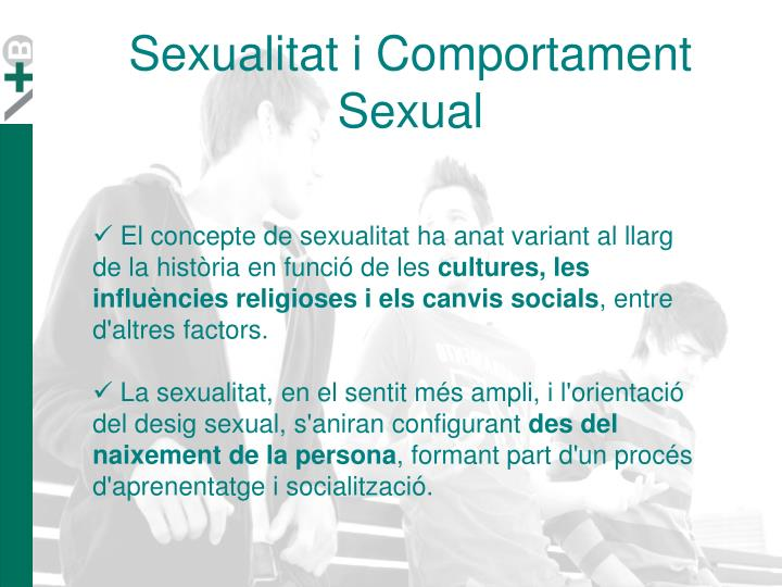 Sexualitat i Comportament Sexual