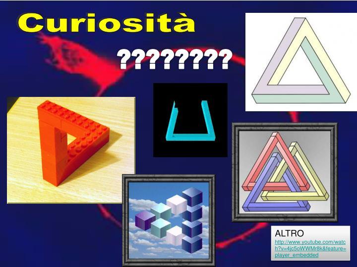 Curiosità