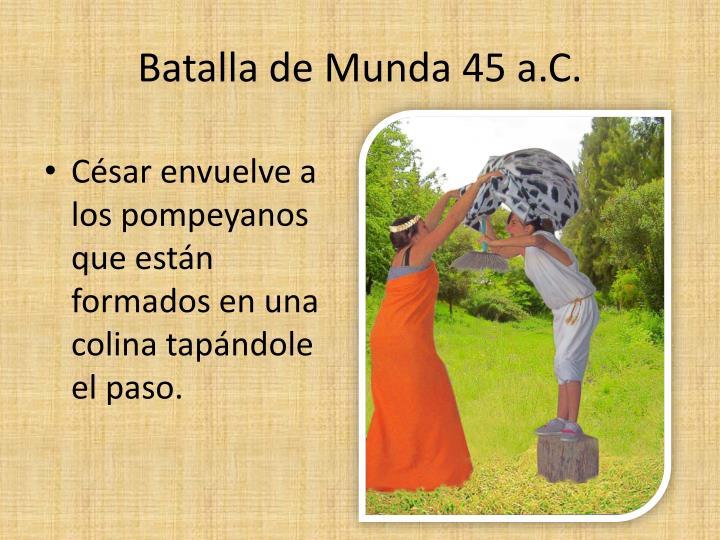 Batalla de