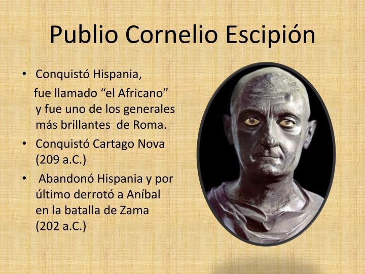 Publio Cornelio