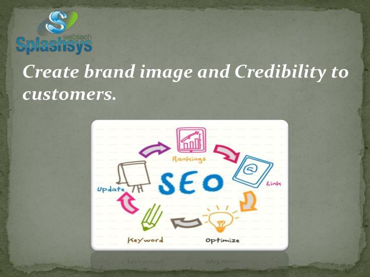 Create brand